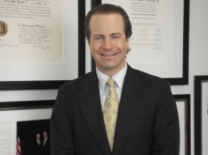 Harris County G-O-P Chairman Jared Woodfill