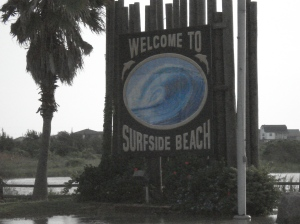 Welcome to Surfside - now evacuate!
