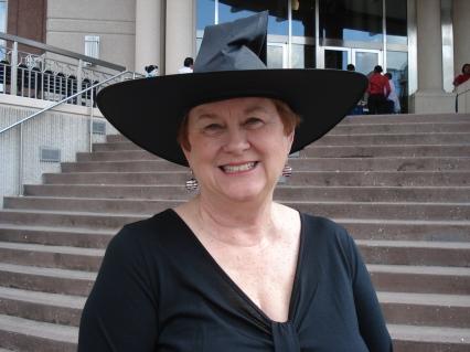 Harris County Clerk Beverly Kaufman