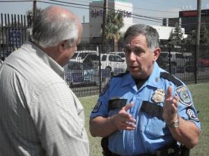 Police Officer and Rep. John Faulk