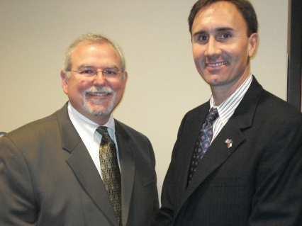 Molho and Congressman Elect Olson