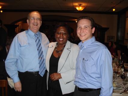 Judge David Hittner, Mary Benton, George J. Hittner