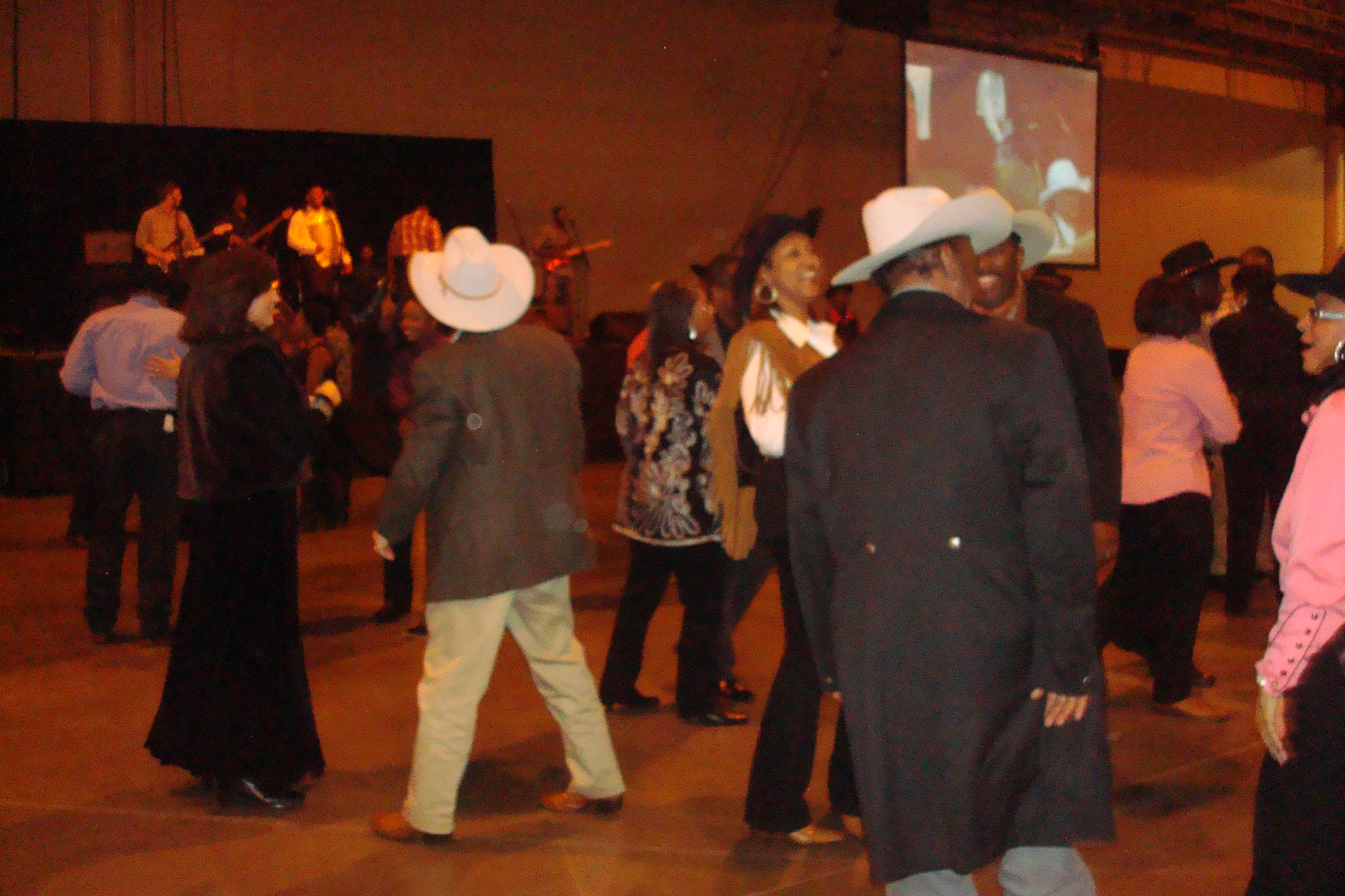 Black Heritage Committee Houston Livestock Show And Rodeo