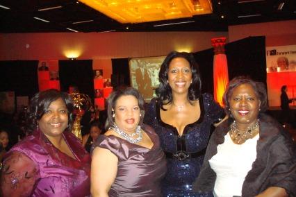 HABJ & NABJ members with Karen Carter Richards